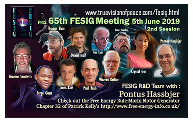 FESIG 65th Meeting R&D Team